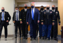 Photo of Coronavirus Live Updates: Trump Wears Mask Publicly for First Time